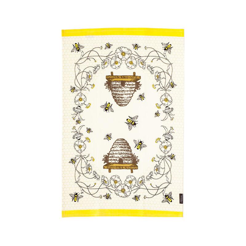 Beehive Tea Towel