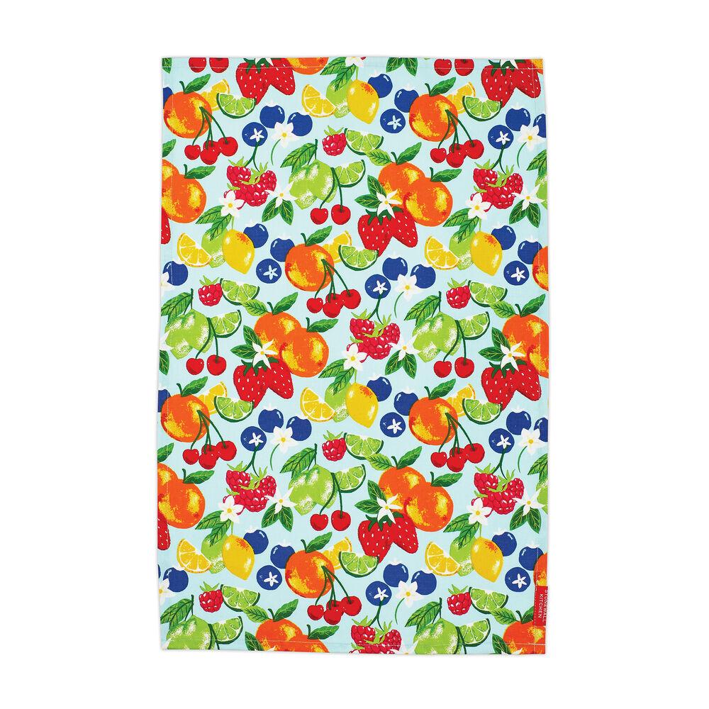 Fruit Medley Tea Towel image number 0