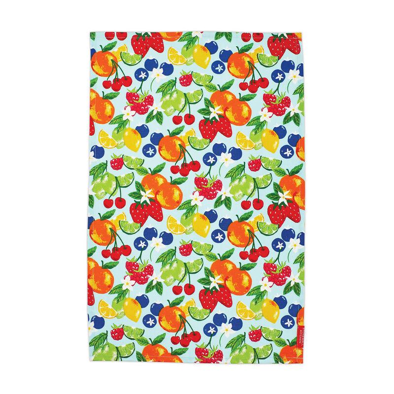 Fruit Medley Tea Towel