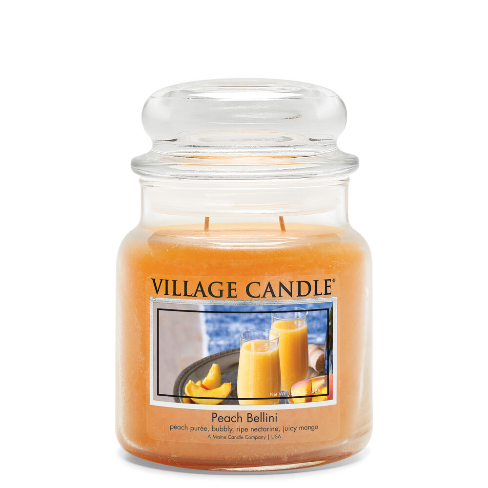 Peach Bellini Candle image number 1