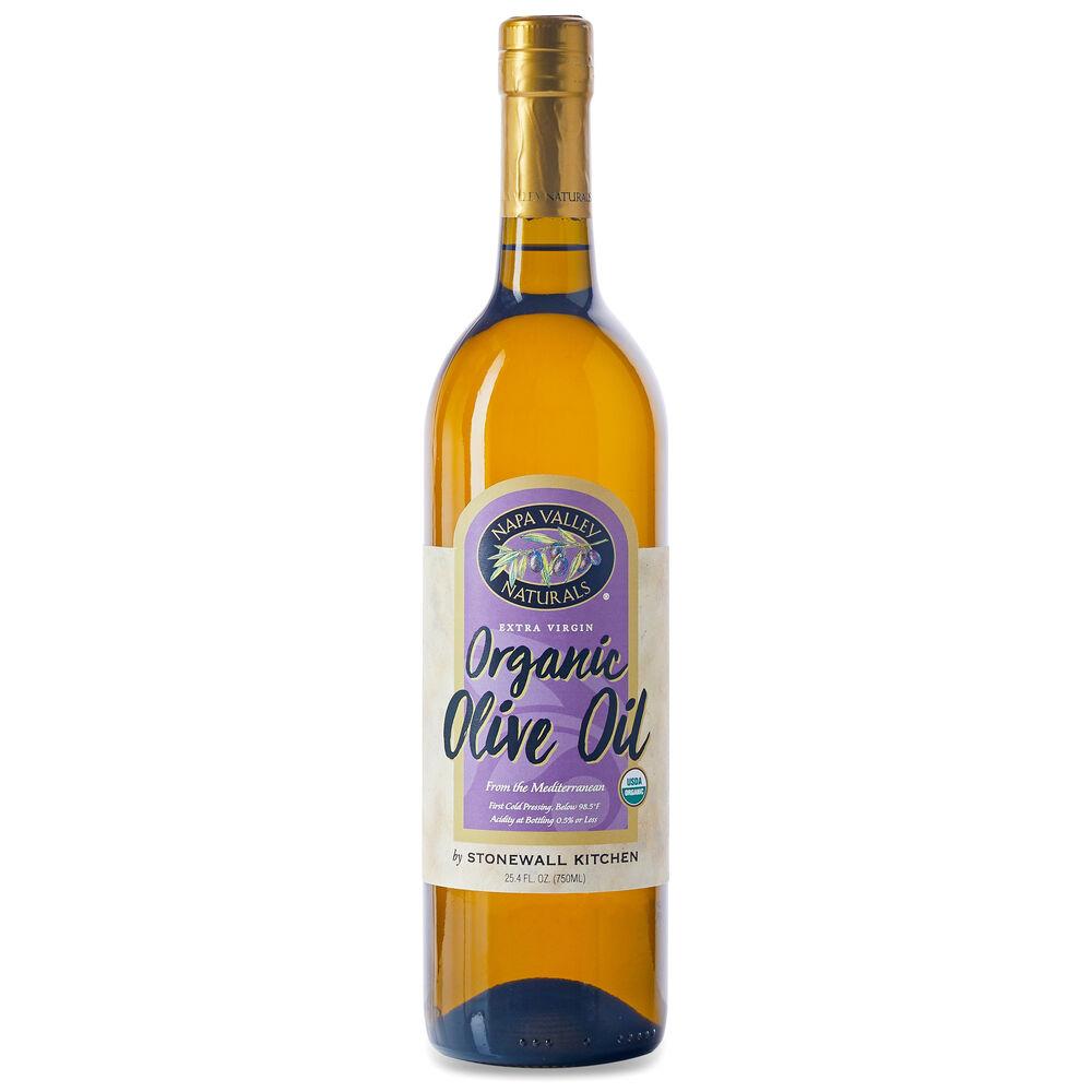 Organic Extra Virgin Olive Oil image number 0