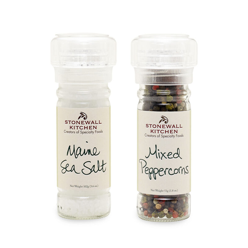 Our Salt & Pepper Grinders