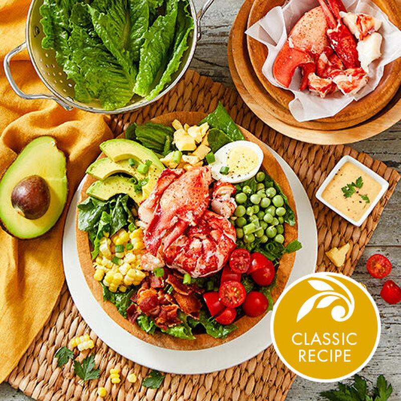 Lobster Cobb Summer Salad