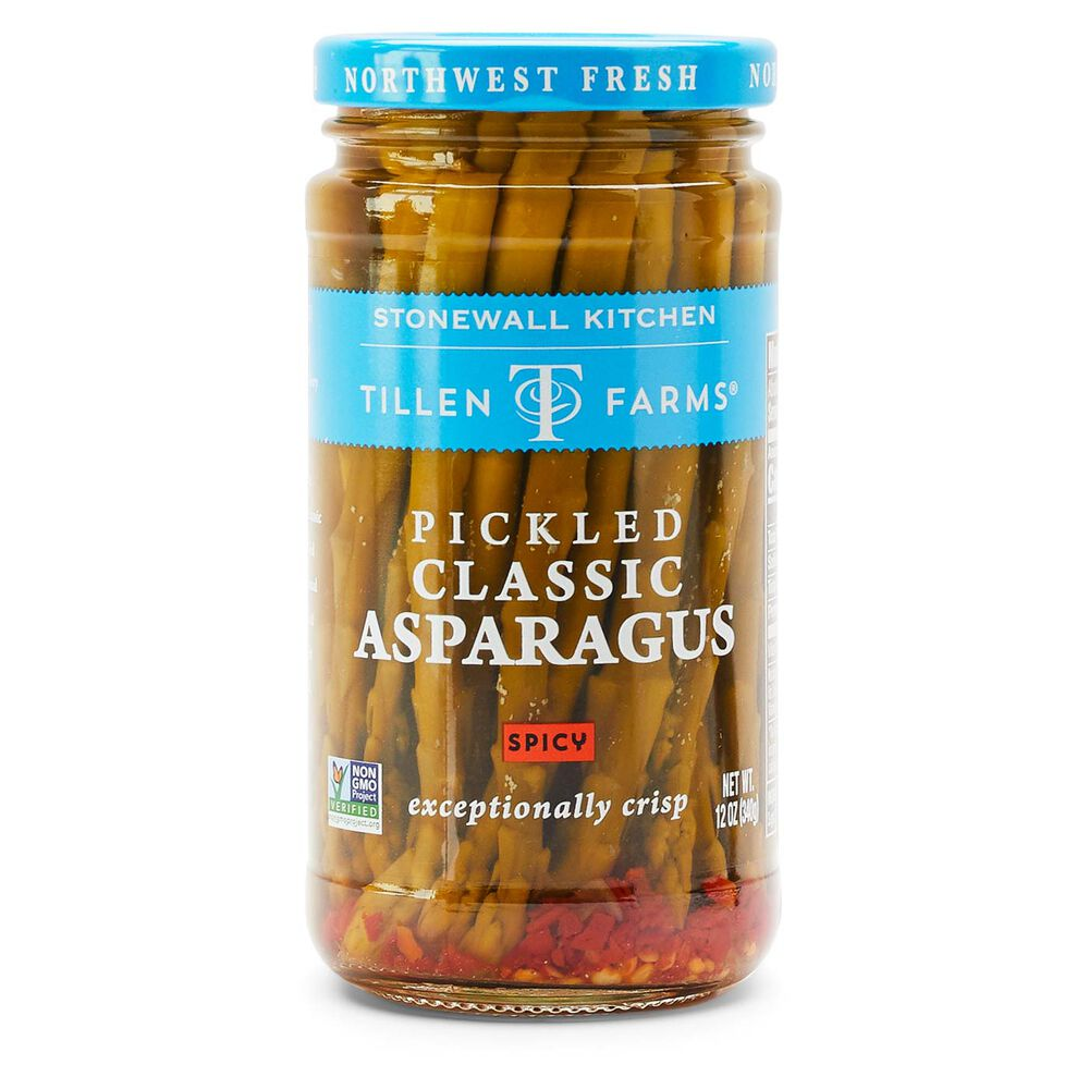 Spicy Pickled Asparagus image number 0