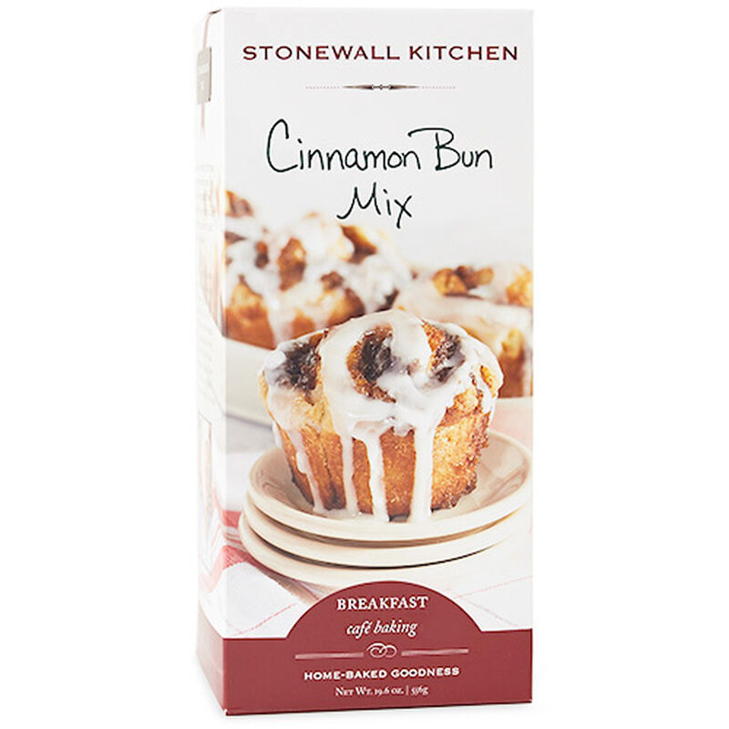 Cinnamon Bun Mix