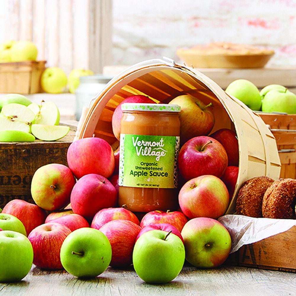 Unsweetened Apple Sauce (Organic) image number 2