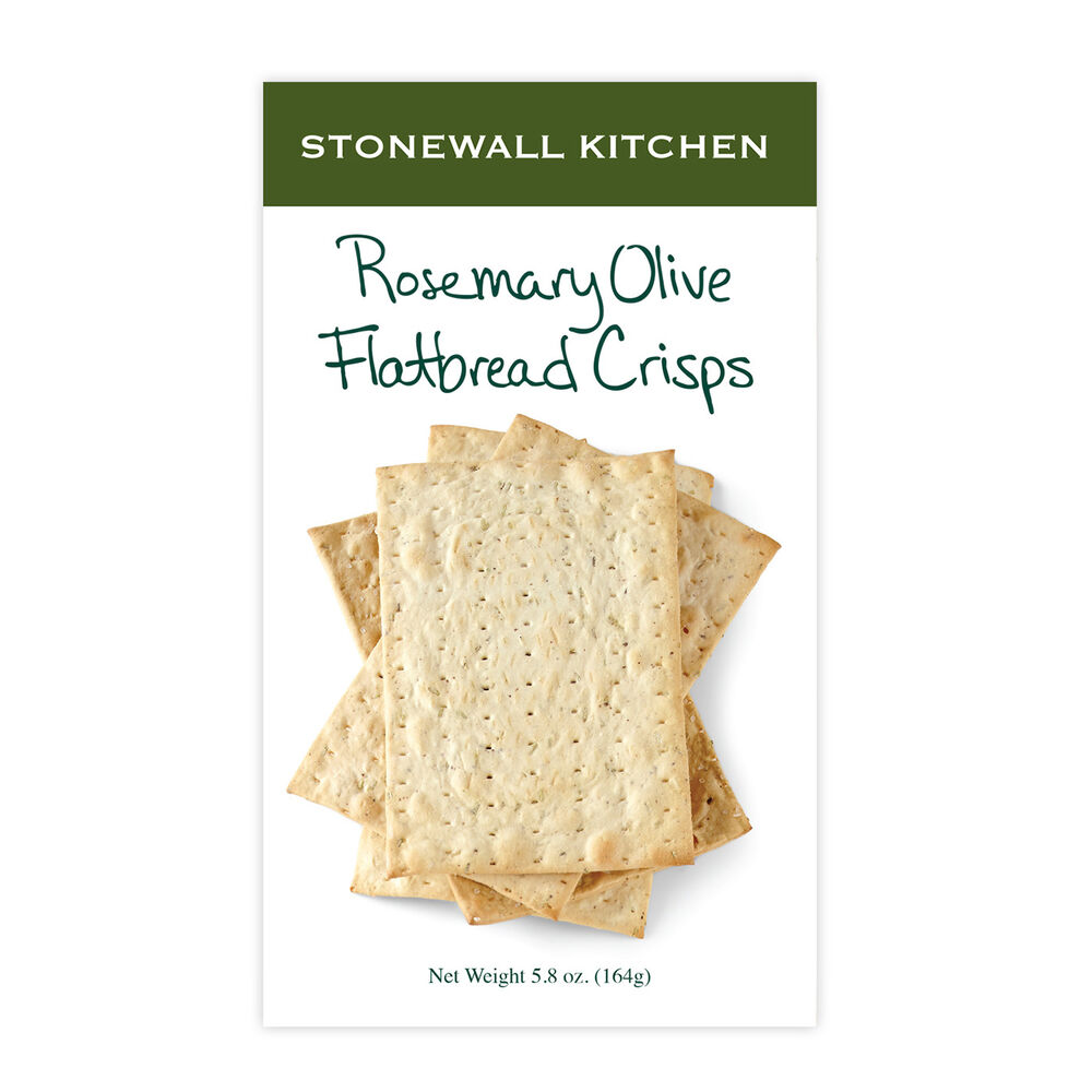 Rosemary Olive Flatbread Crisps image number 0