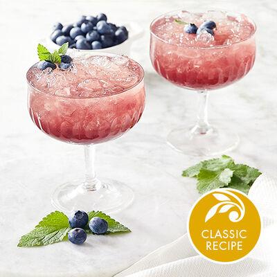 Blueberry Honey Refresher