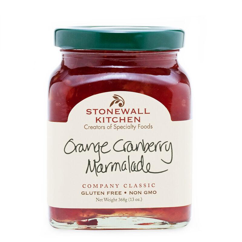 Orange Cranberry Marmalade
