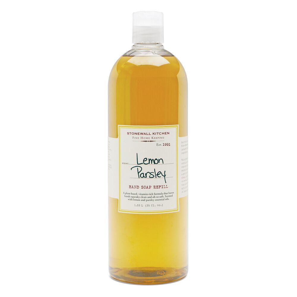 Lemon Parsley Hand Soap Refill image number 0