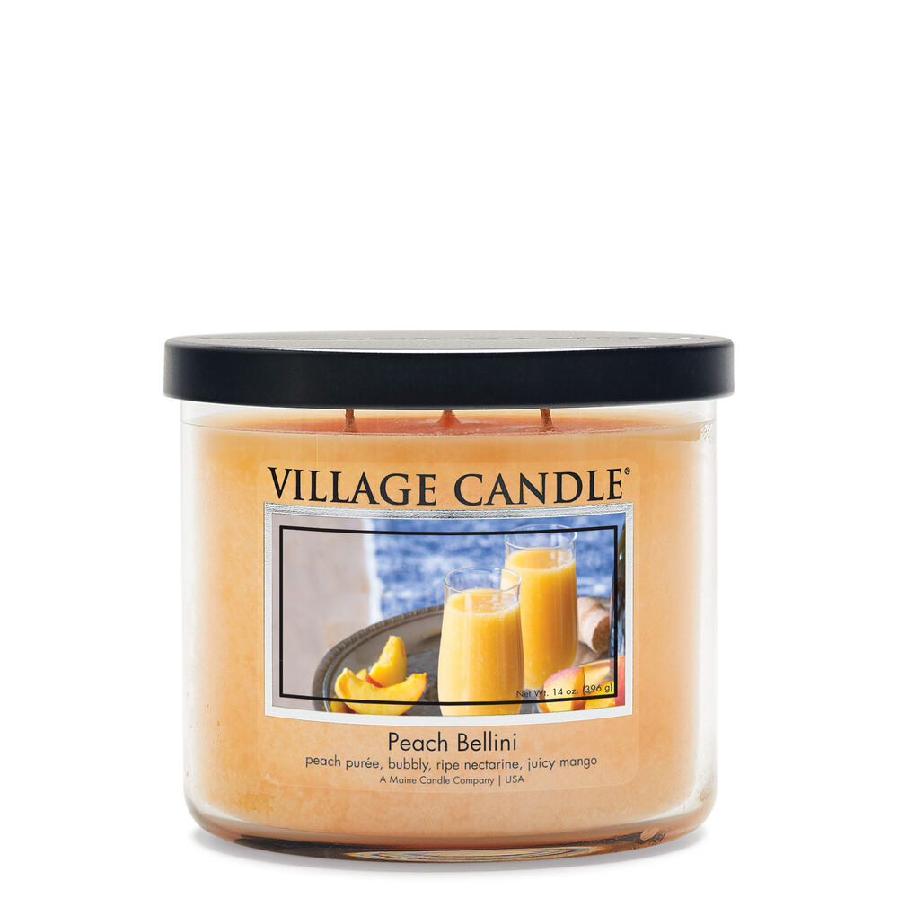 Peach Bellini Candle image number 2