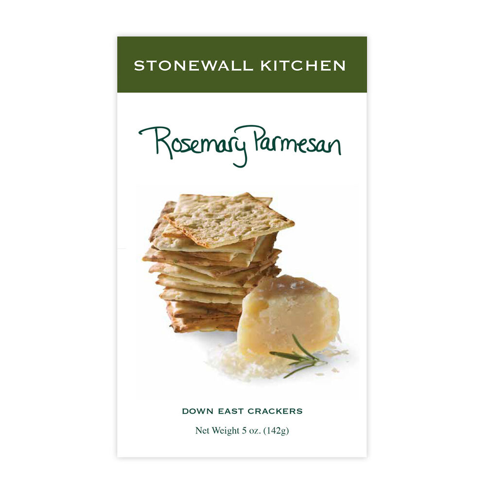 Rosemary Parmesan Crackers image number 0