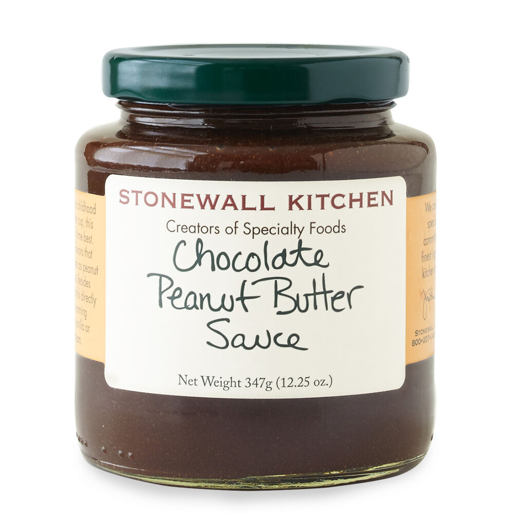 Chocolate Peanut Butter Sauce image number 0