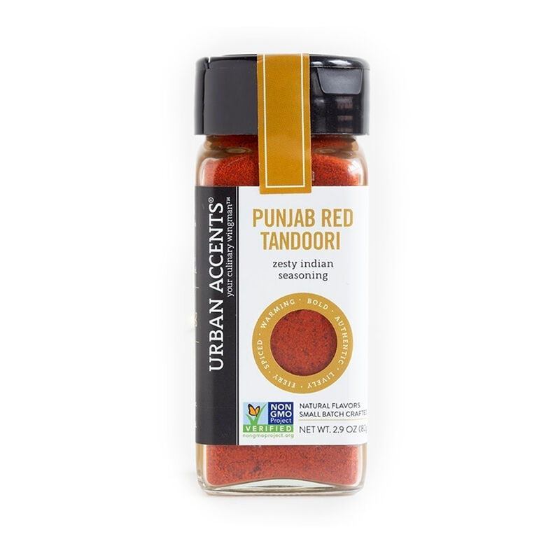 Punjab Red Tandoori Spice Jar