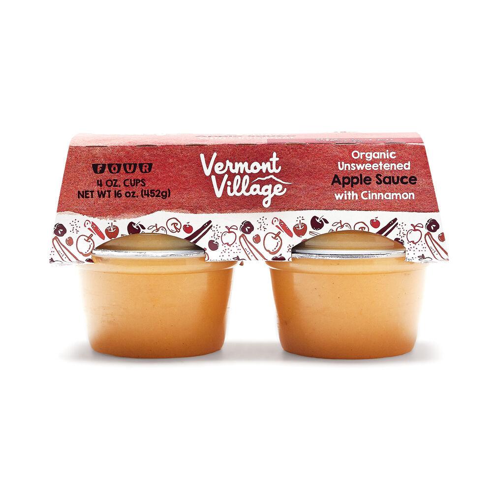 Cinnamon Apple Sauce (Organic) image number 1