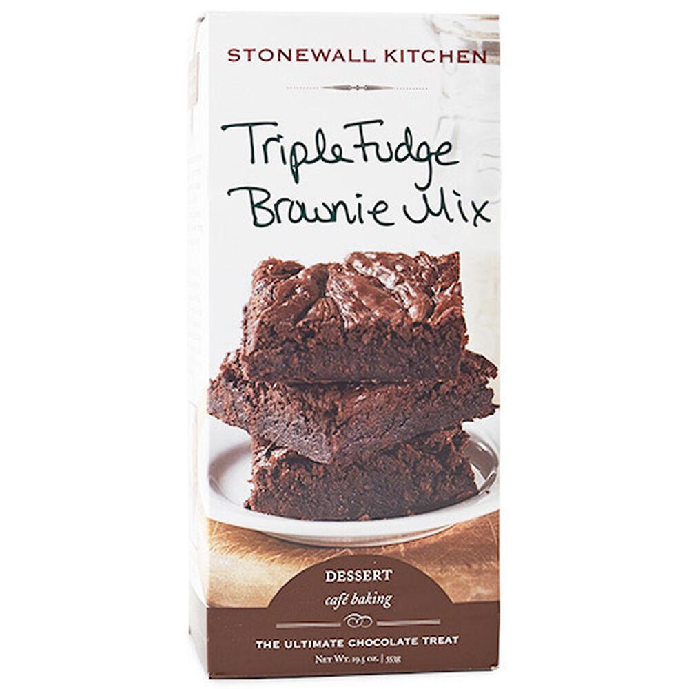 Triple Fudge Brownie Mix image number 0