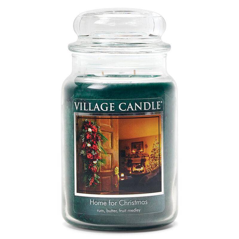 Home for Christmas Candle