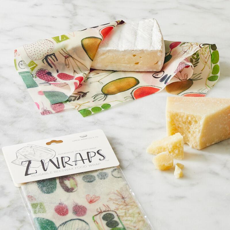 Farmers' Market Beeswax Wraps