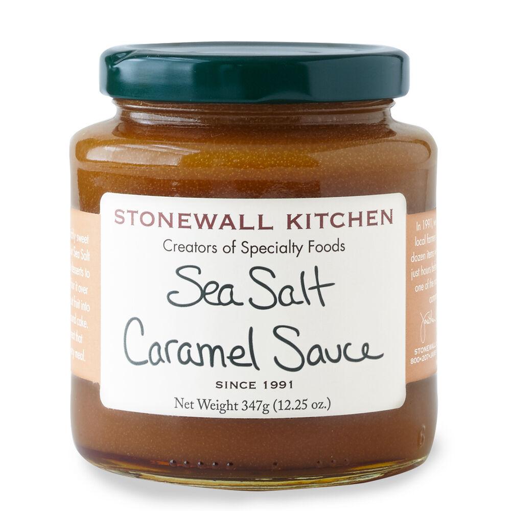 Sea Salt Caramel Sauce image number 0