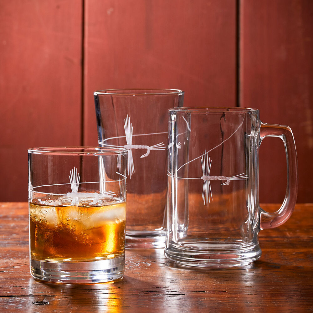 Fly Fishing Glassware image number 0