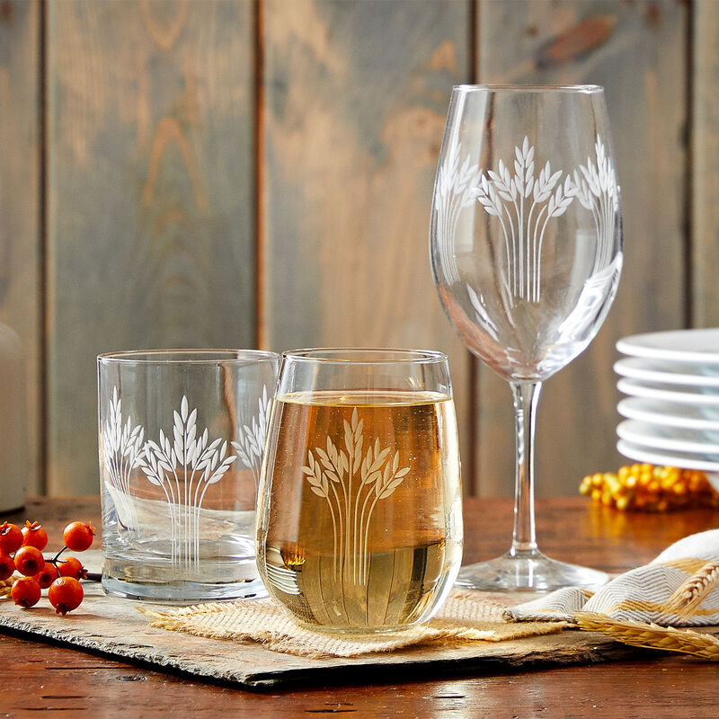 Wheat Glass Collection