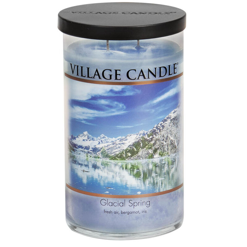Glacial Spring Candle
