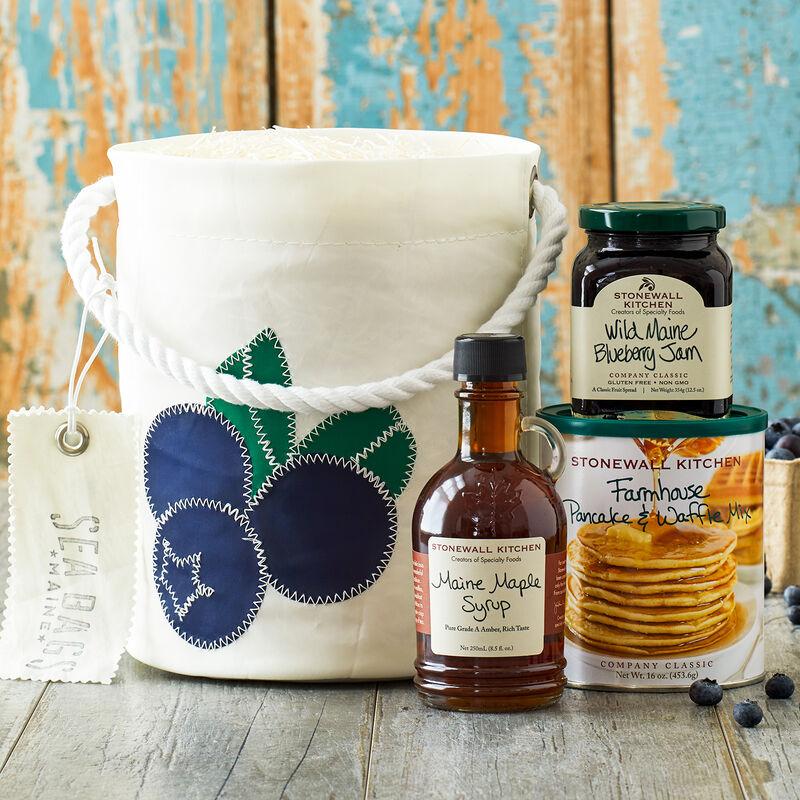 Sea Bags® Blueberry Bucket Bag Breakfast Gift