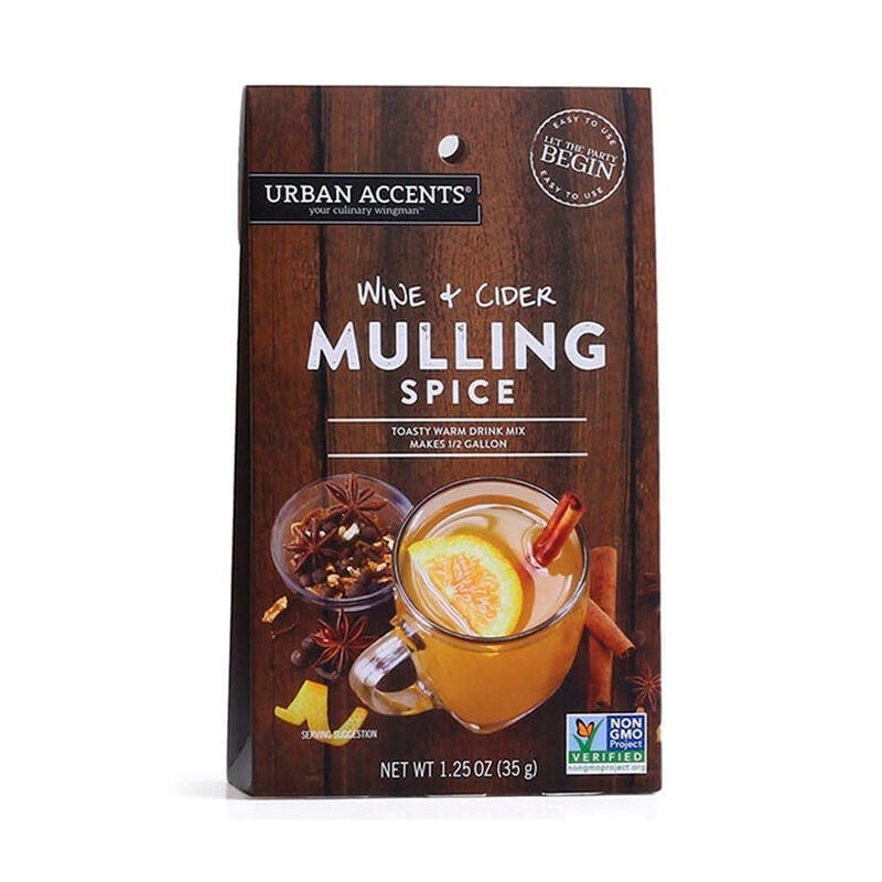 Royal Mulling Spice Tent Card