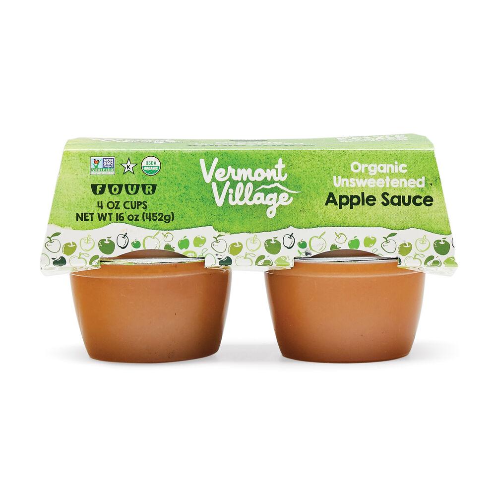 Unsweetened Apple Sauce (Organic) image number 1