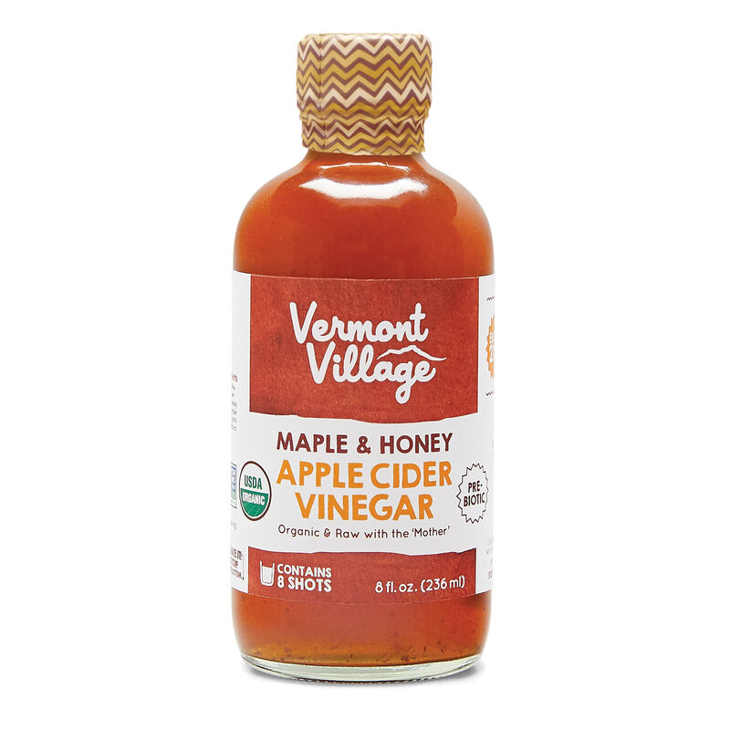 Organic Maple Honey Sipping Vinegar
