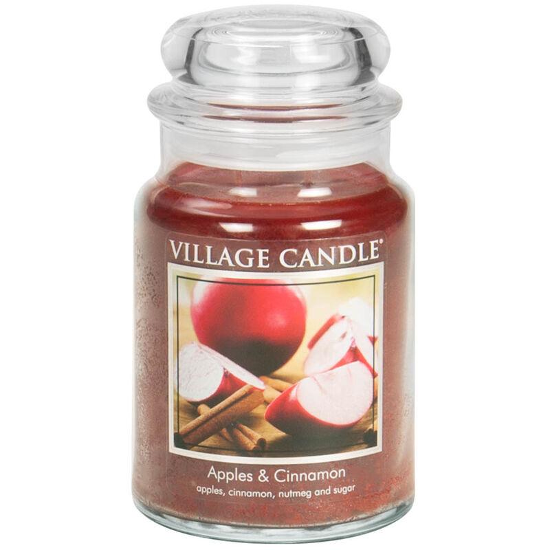 Apples & Cinnamon Candle