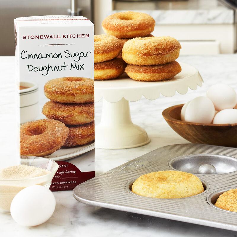 Doughnut Baking Pan & Mix Gift