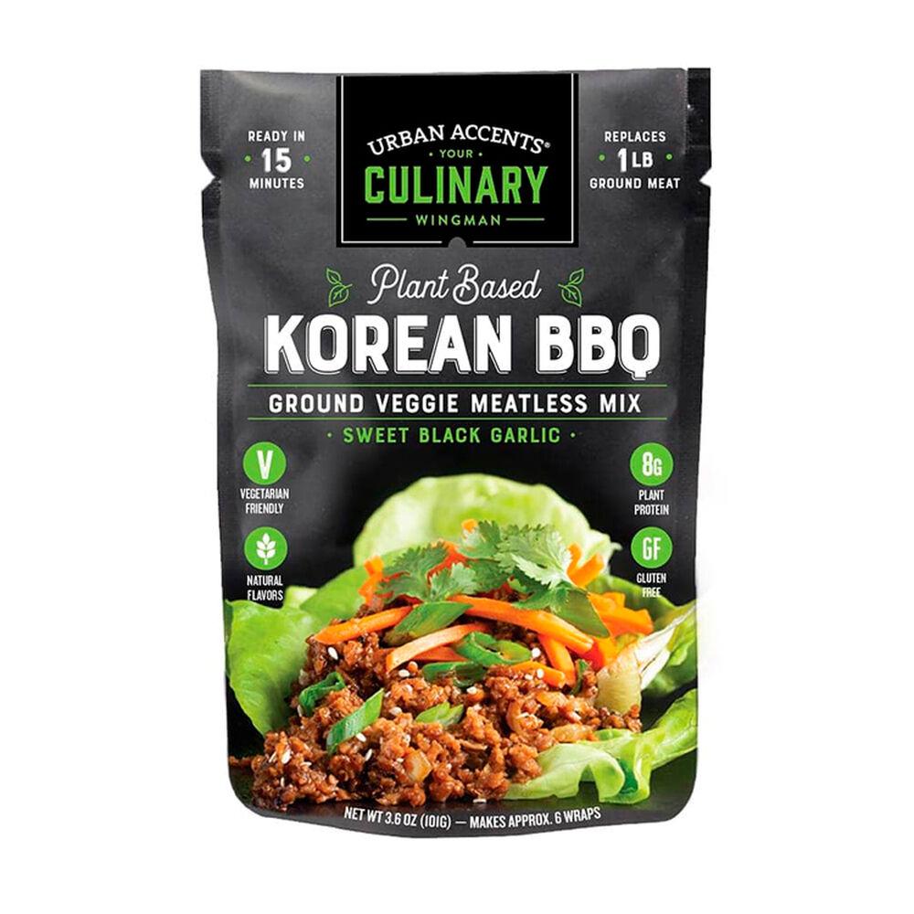 Plant Based Korean BBQ image number 0