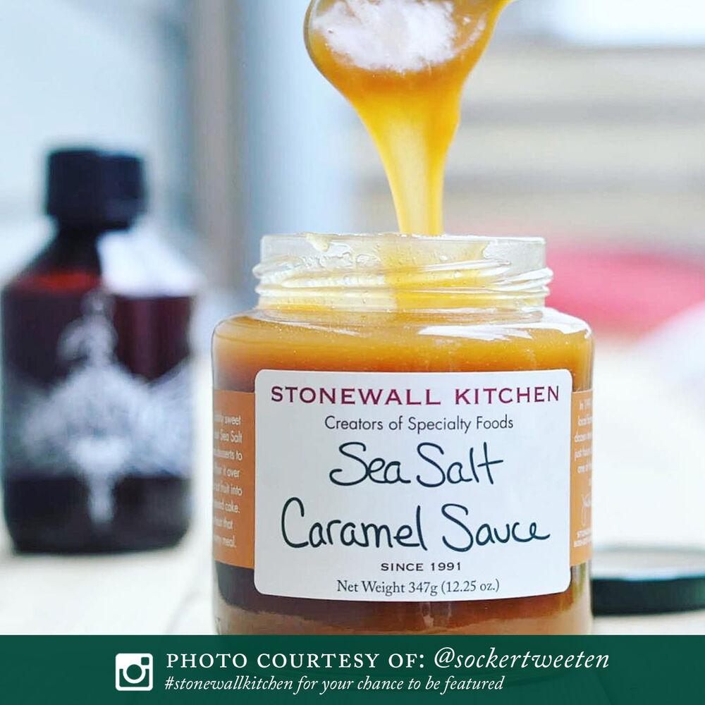 Sea Salt Caramel Sauce image number 3
