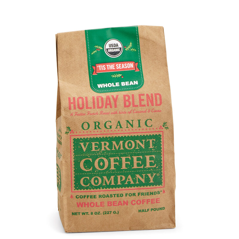 Holiday Blend Whole Bean Coffee