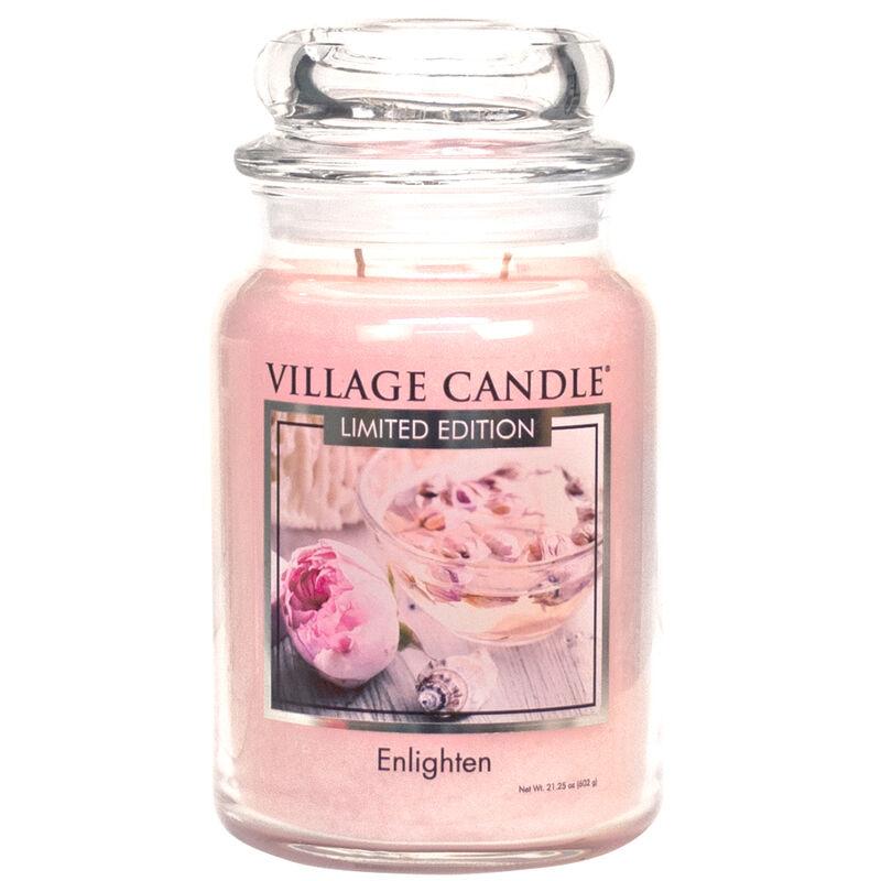 Enlighten Candle