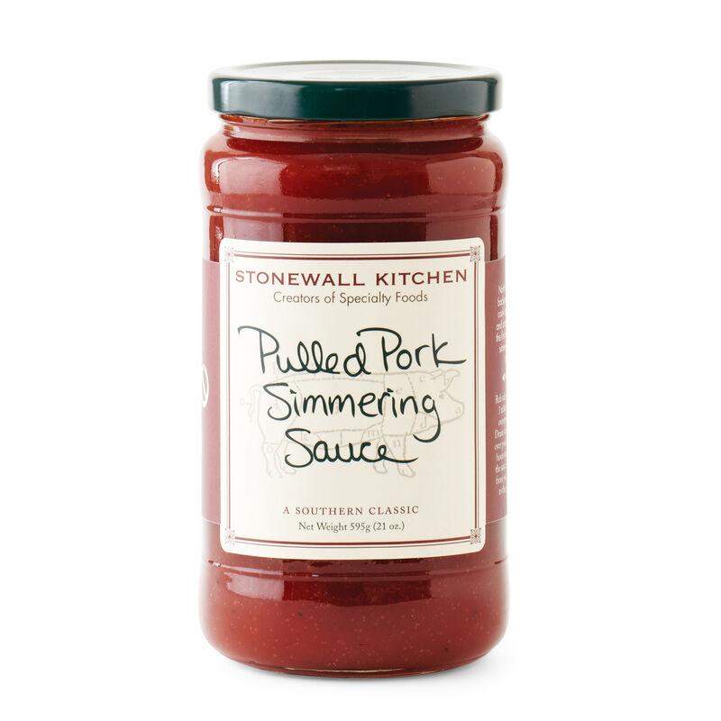 Pulled Pork Simmering Sauce