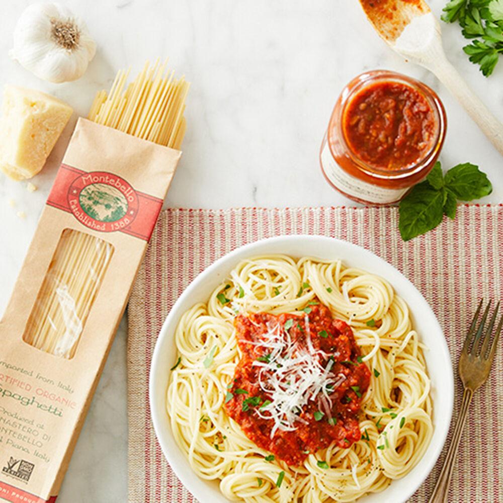 Spaghetti image number 1