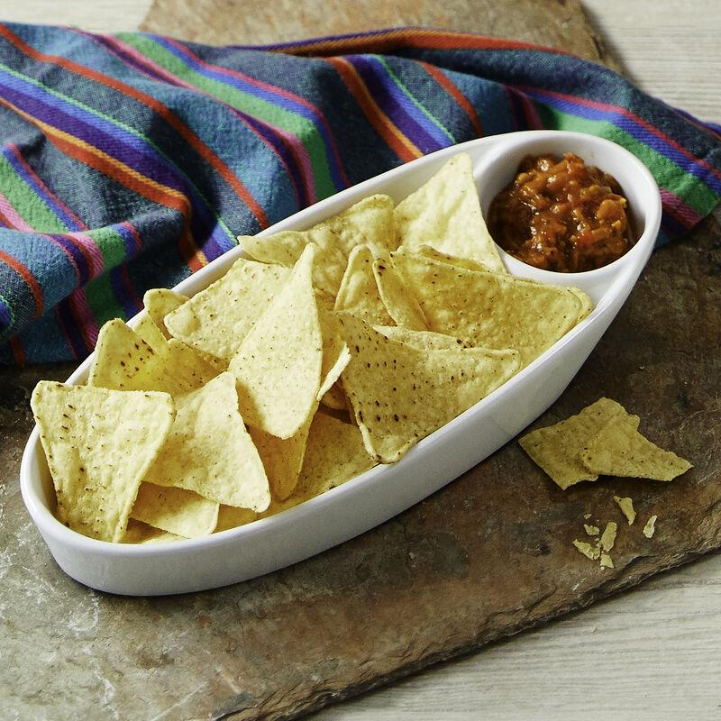 Chip & Dip Dish