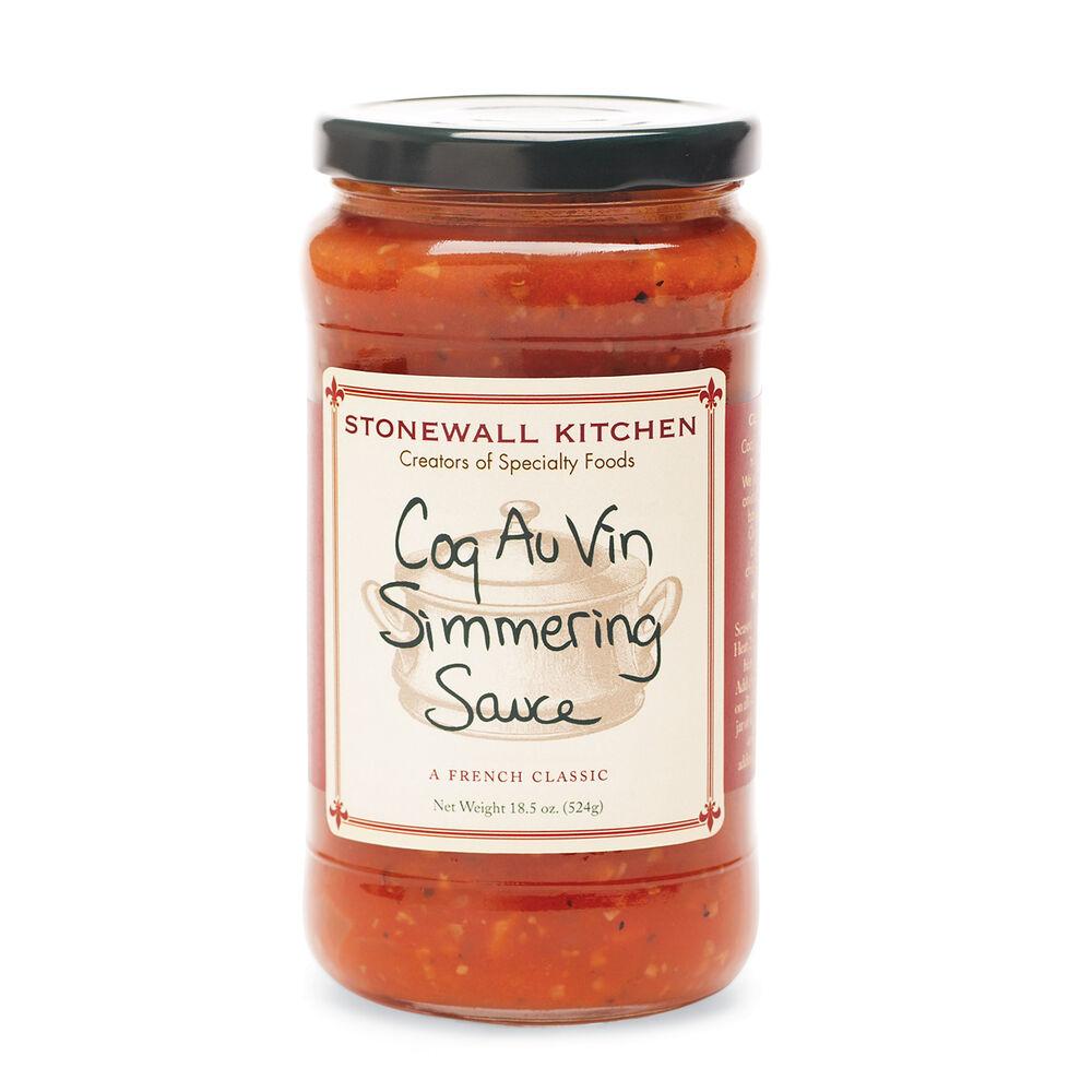 Coq Au Vin Simmering Sauce image number 0