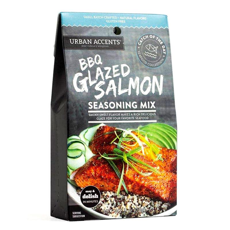 BBQ Glazed Salmon Seasoning
