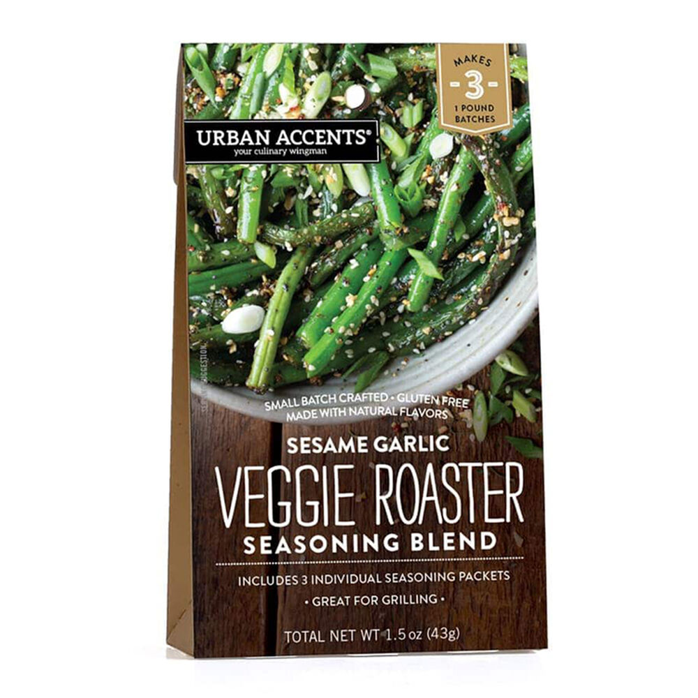 Sesame Garlic Veggie Roaster image number 0