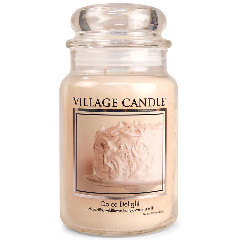 Dolce Delight Candle - Traditions Collection