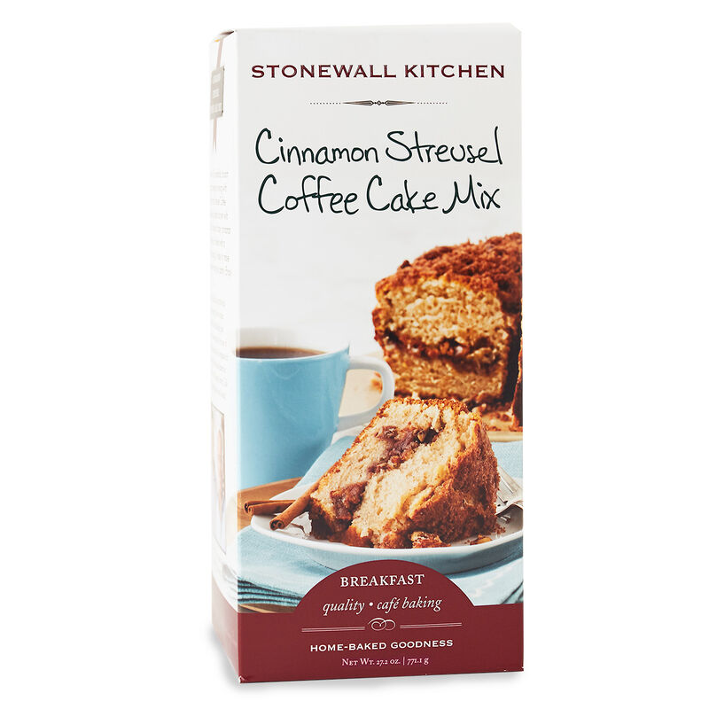 Cinnamon Streusel Coffee Cake Mix