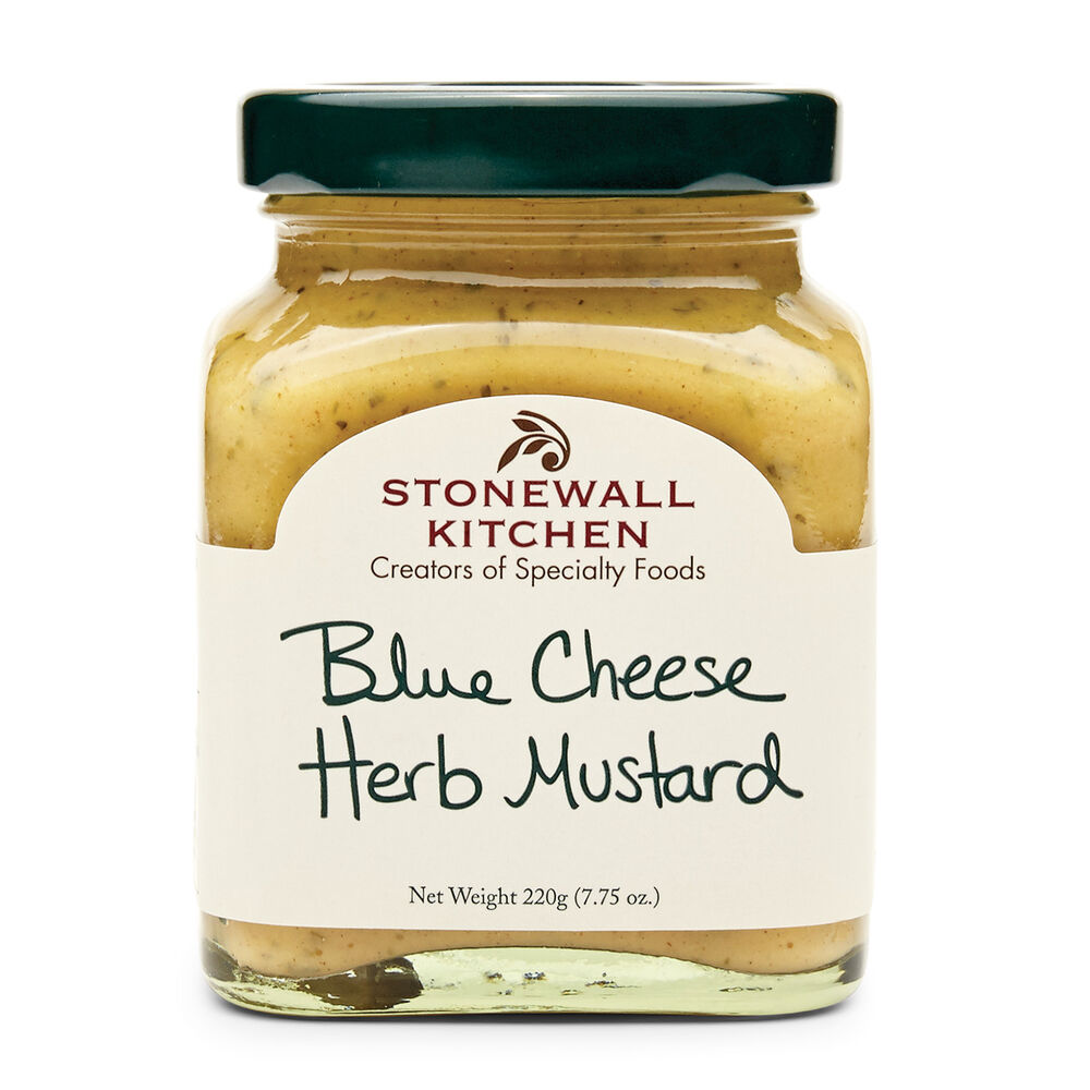 Blue Cheese Herb Mustard image number 0