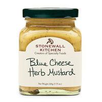 Blue Cheese Herb Mustard
