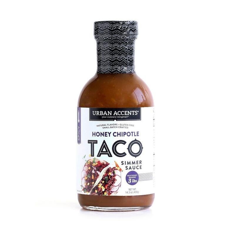 Honey Chipotle Taco Sauce