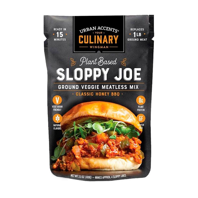 Plant Based Sloppy Joe