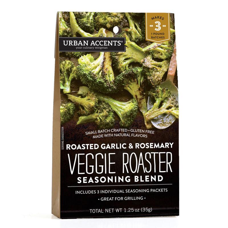 Roasted Garlic & Rosemary Veggie Roaster