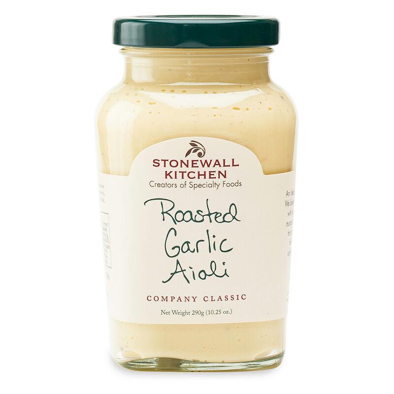 Roasted Garlic Aioli